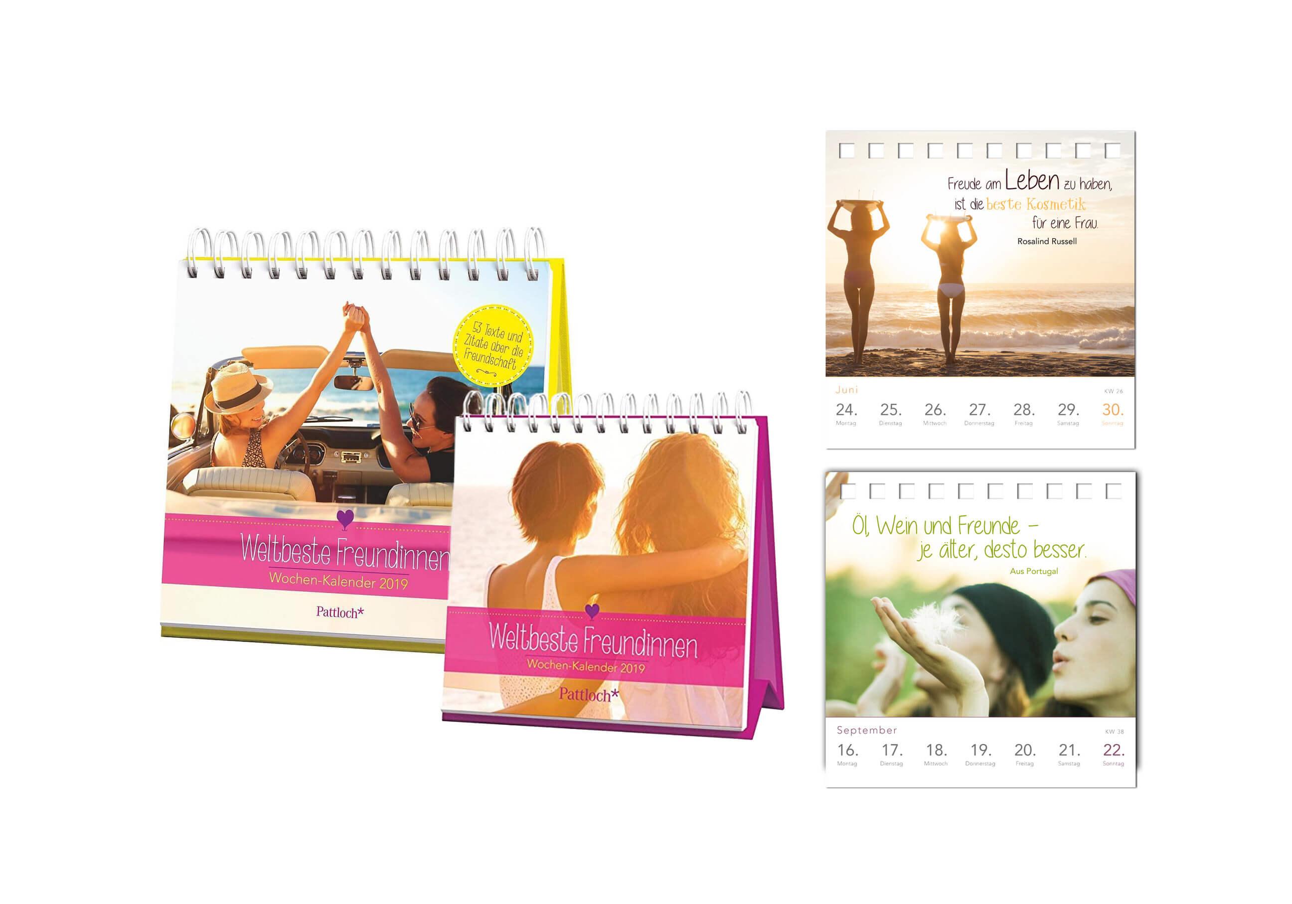 Freundinnen_2 Kalender